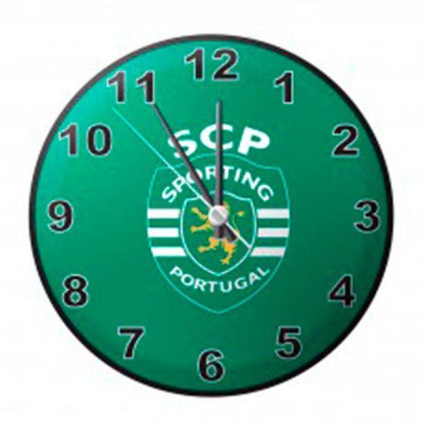 Relógio Parede Clubes c/ Emblema-1893