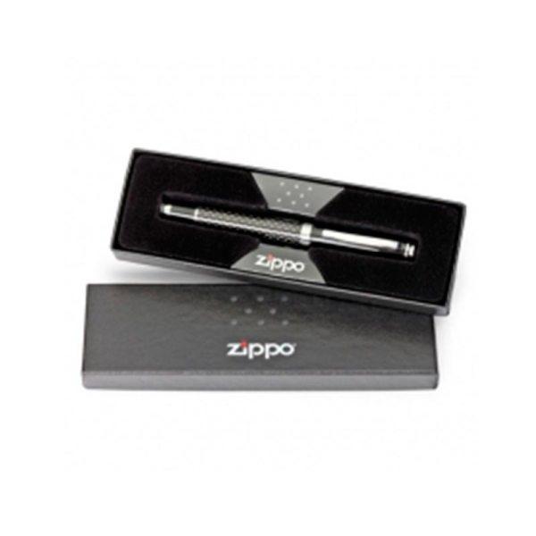 Zippo Ballpoint Glossy Black -4746