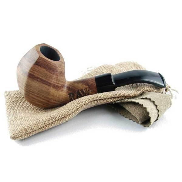 RAW Wood Pipe-0