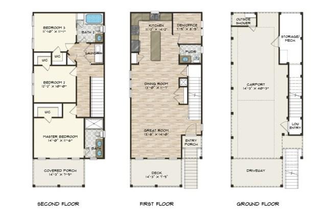 new homes for sale Colingont KIll Devil Hills, NC OBX real estate