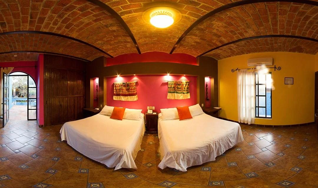 Hoteles imperdibles en Guadalajara