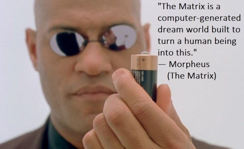 Matrix battery — memory
