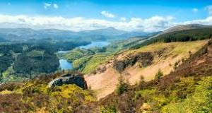 Aberfoyle Craigmore View