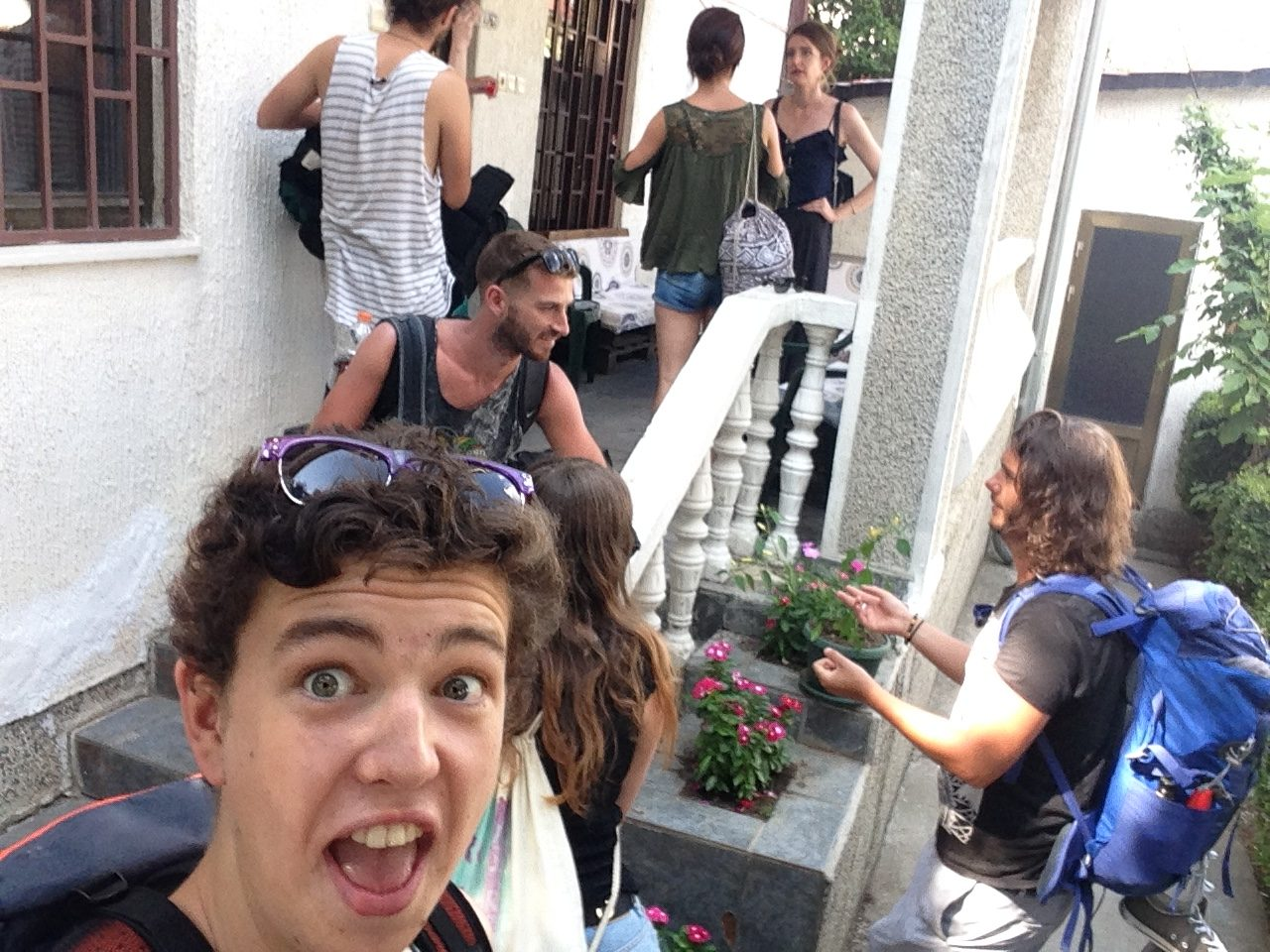 A Story from Backpacking in the Balkans (Part 1)