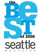 Seattles Best Massage, Best of Seattle Magazine Dreamclinic Massage and Acupuncture for Seattle, Redmond and Bellevue