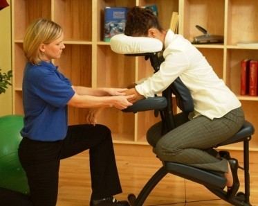 chair massage seattle covers for office workplace the or corporate events dreamclinic at in