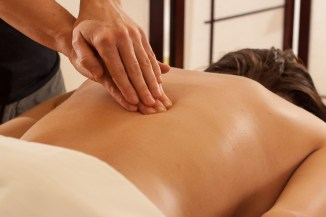 Deep Tissue Massage for back pain by Dreamclinic Massage Seattle.