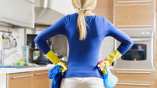 Spring cleaning, stress relief article by Dreamclinic Massage, Redmond, Bellevue, Seattle