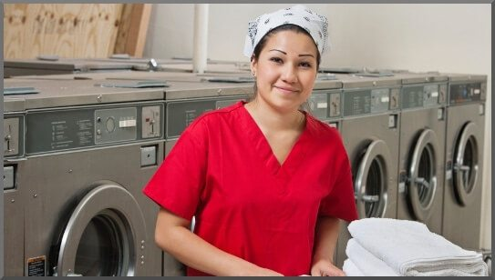 self serve laundromat in mississauga toronto coin laundry service