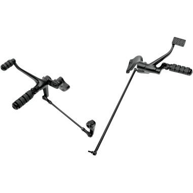 Forward Controls Black +2 Extended 04-13 XL [1622-0350