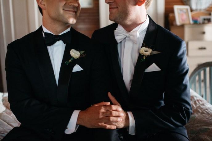 Formal Wedding by Saugatuck Wedding Planner