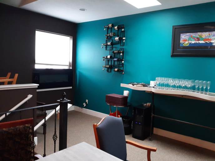 Wine Bar Small Wedding Package