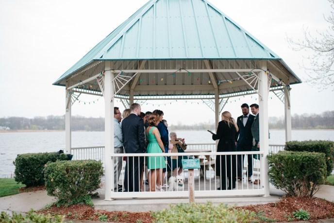 wade's bayou memorial park gazebo
