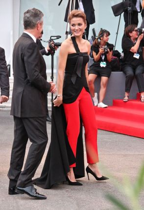 D_D_Italia - Venice Film Festival 2015 - red carpet #8