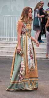 My favourite dress of the night at the Venice Film Festival opening night 2015