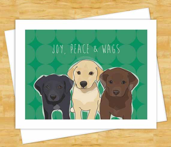 Dog Art Today Dog Art Christmas Cards
