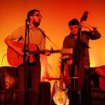 Conor Scullion and John Conway at Sofa Sessions #5