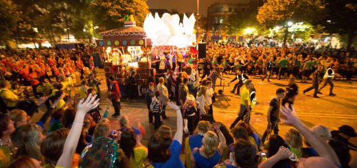 Beat Carnival finale for Culture Night Belfast 2014