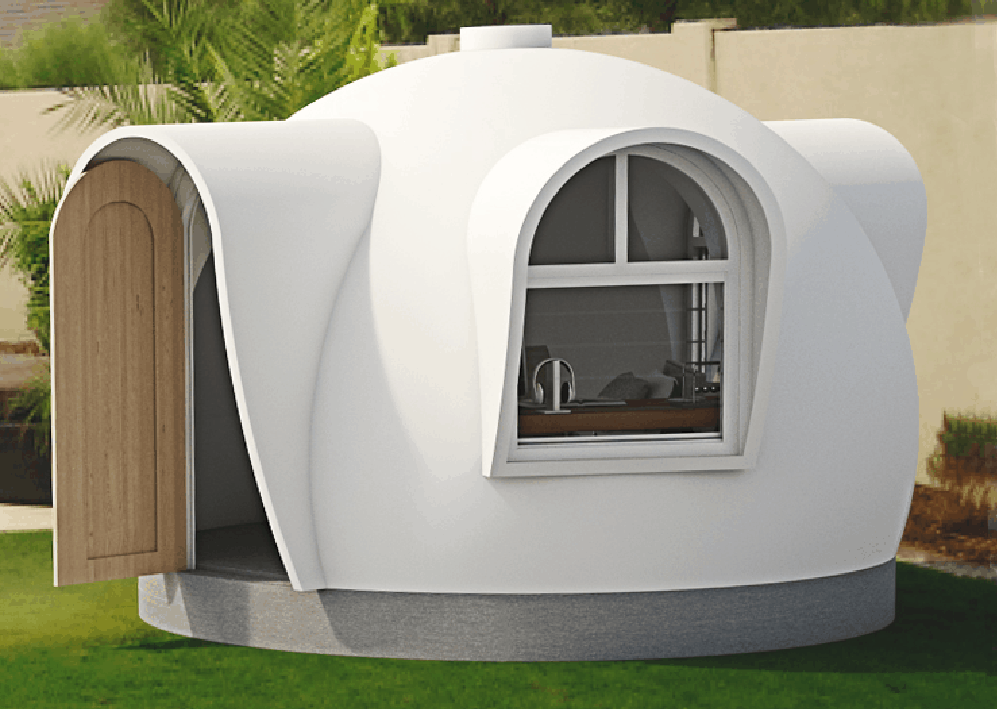 DreamDome 3.5 Tiny House