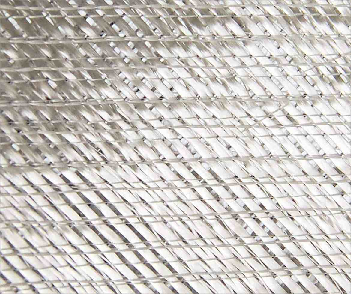 Woven fiber glass fabric example