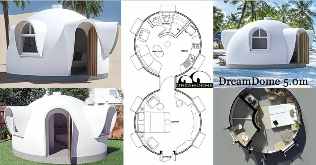 DreamDome 5.0m Micro Home