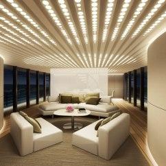 Led Lighting For Living Room Light Gray Designs Dreamehome Bright Full