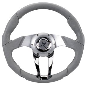 "Flaming River ""Cascades"" Steering Wheel"