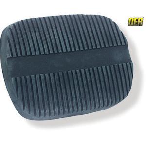 Brake & Clutch Pedal Pad - 62-67 Nova w/ Manual Transmission