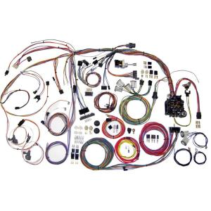 American Autowire Classic Update Series Harness - 70-72 Chevelle