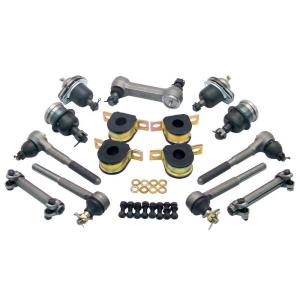 Complete PolyPlus Front End Rebuild Kit - 60-66 Chevy & GMC Pickup