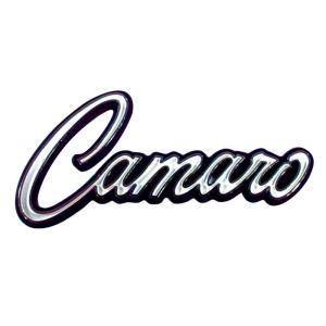 Dash Panel Emblem - 67-69 Camaro