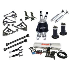 Ridetech Level 2 Suspension Package - 64-72 Chevelle