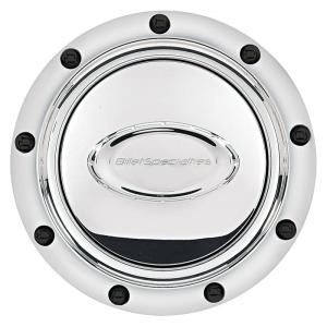 Billet Specialties Pro-Style Polished Rivet Horn Button