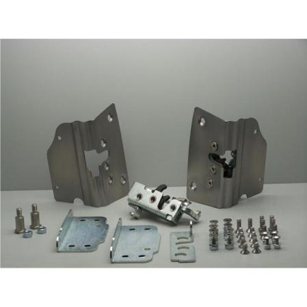 Altman Easy Latch Kit - 47-51 Chevy & GMC Pickup 1
