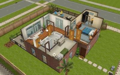 The Sims FreePlay DIY Homes Update 2015 Dreamer s Magic