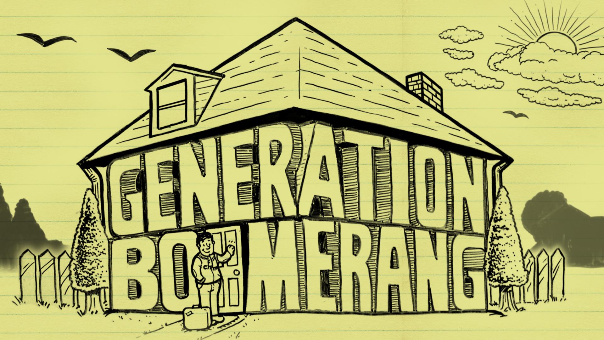 Generation Boomerang  Dreamfilm