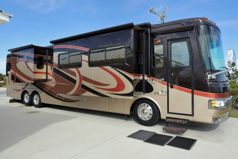 Vacuum Electrical Diagrams For Classa Motorhomes With Rotary