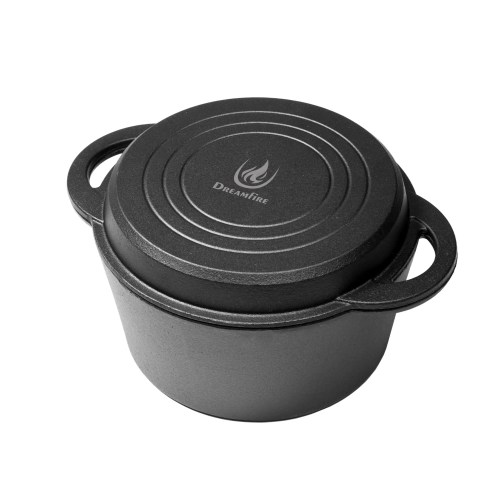 Dreamfire dutch oven