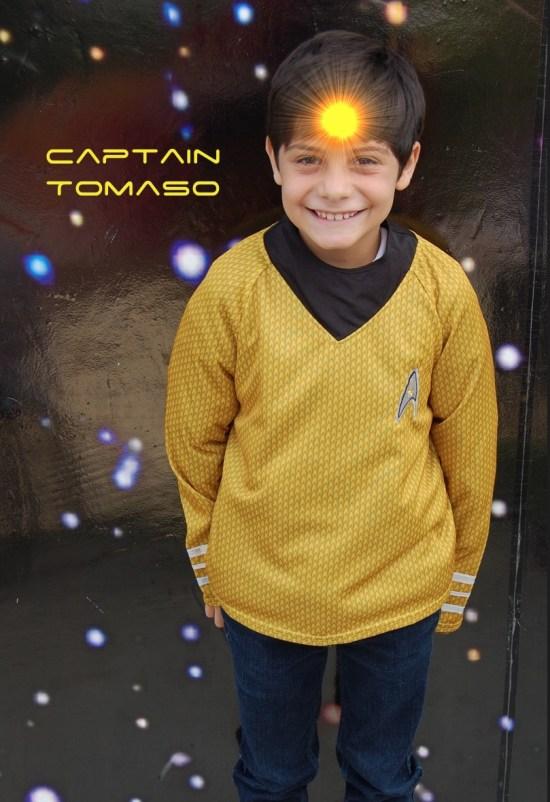 Captain Tomaso
