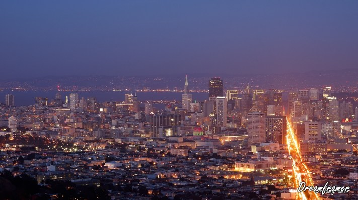 Downtown San Francisco - ©Dreamframer
