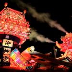 沼田町夜高あんどん祭り開催日程・駐車場・時間・アクセス情報!