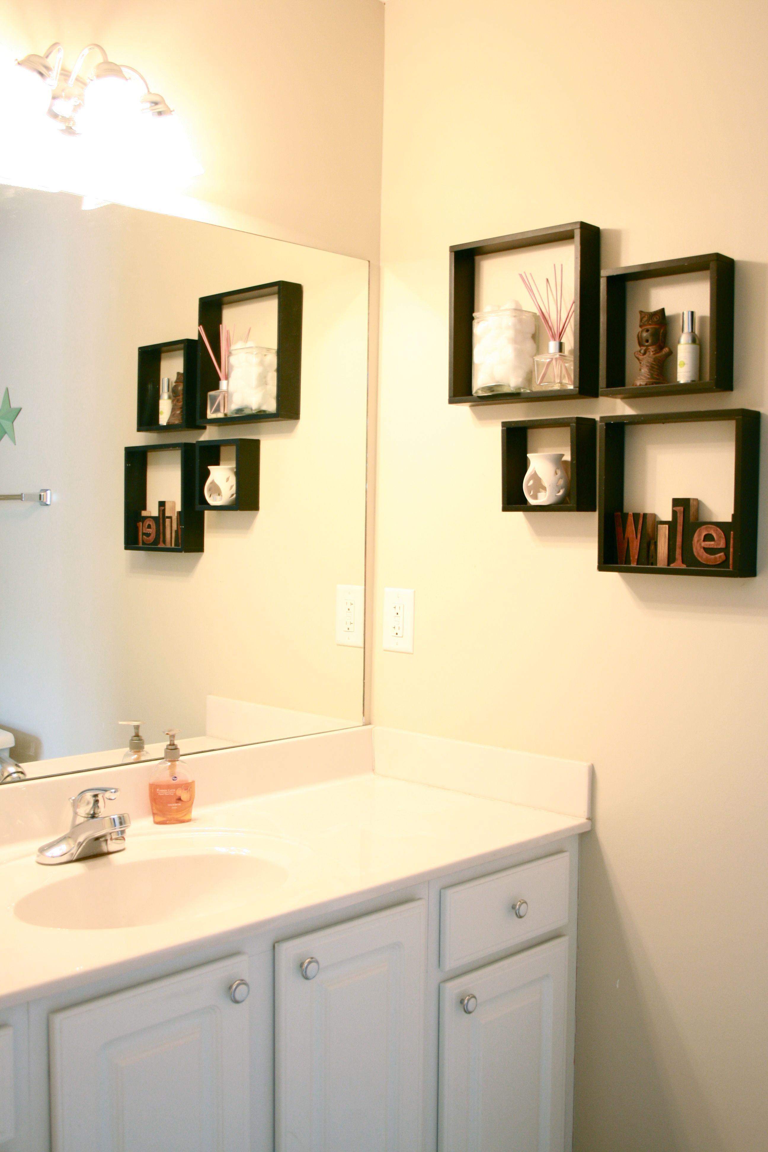Bathroom makeover reveal  Dream Green DIY
