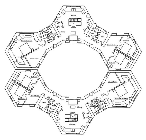 Modular Pods Plan