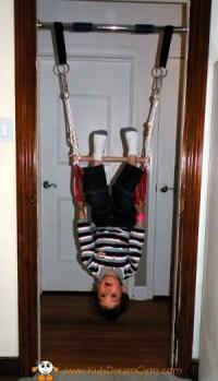 Doorway Swing   DreamGYM Indoor Jungle Gyms blog