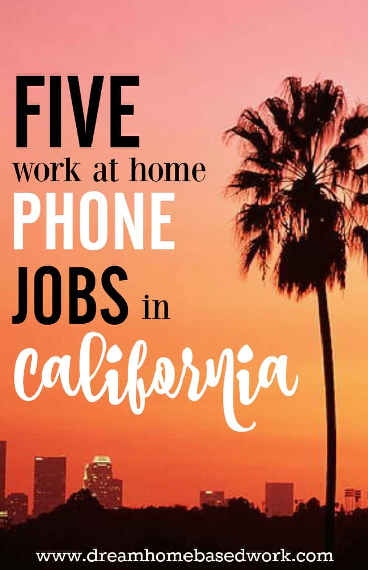 List Of Call Centers 5 Companies That Offer Virtual Phone Jobs In California