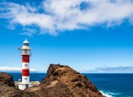 Old Ligthouse in Punta Teno, Tenerife, Canary islands, Spain