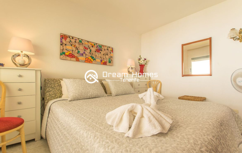 Casa Al Mar One Bedroom Apartment, Puerto de Santiago Bedroom Real Estate Dream Homes Tenerife