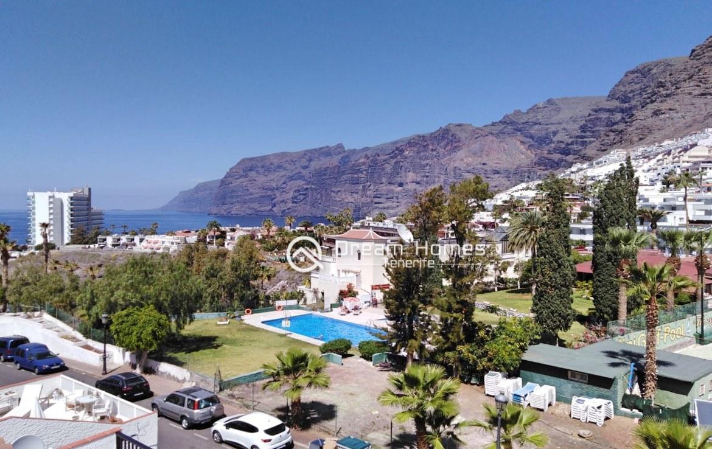 Hibisco II Two Bedroom Apartment, Los Gigantes Views Real Estate Dream Homes Tenerife