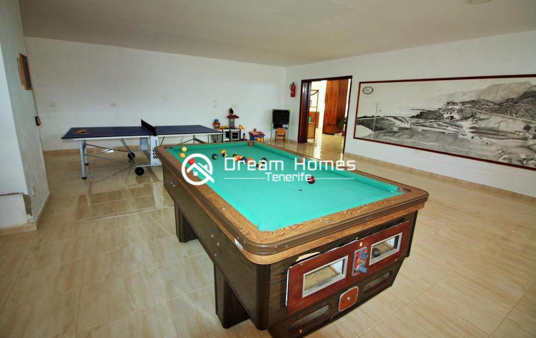 Arenas Negras One Bedroom Apartment, Puerto de Santiago Billiards Real Estate Dream Homes Tenerife