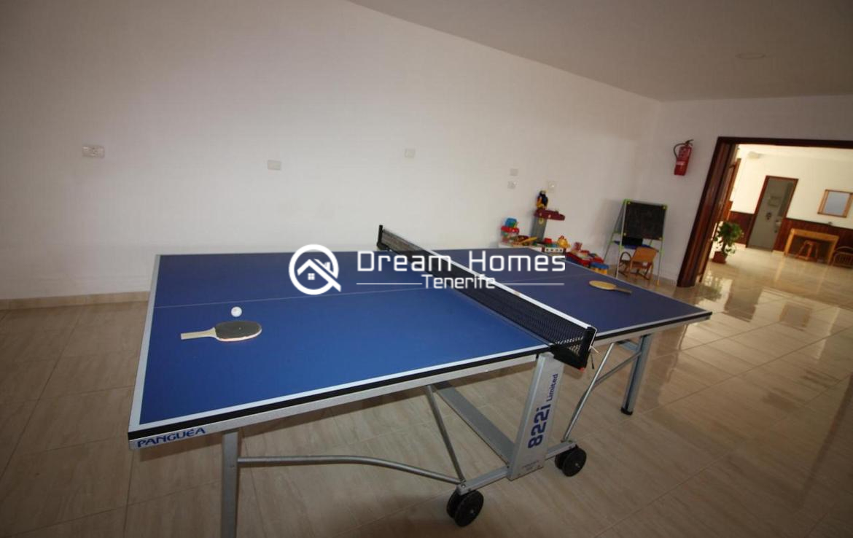 Arenas Negras One Bedroom Apartment, Puerto de Santiago Table Tennis Real Estate Dream Homes Tenerife